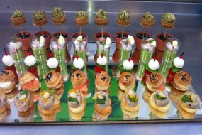 Corporate canapes