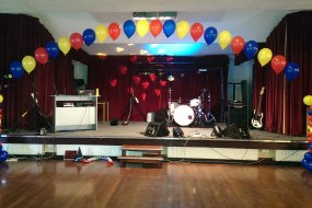 Balloon Arch decor Banbury Oxfordshire