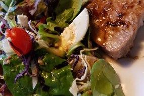 Chilli tuna salad