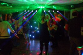 A. S. PARTY EVENTS Derbyshire wedding disco dj