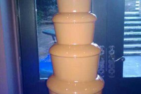 5 tier chocolate fountain hire london