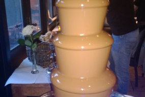 chocolate fountain hire east london