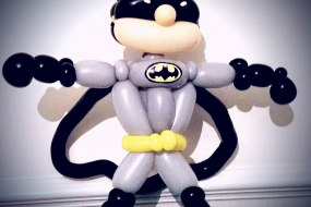 Totally twisted Batman