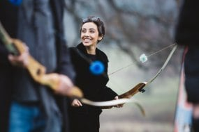 Archery Party at Robin Hood Events