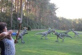 Jurassic archery at Robin Hood Events