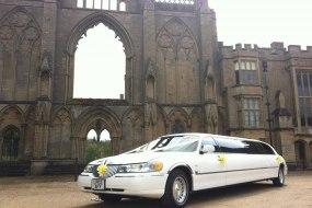 wedding limo newstead abbey