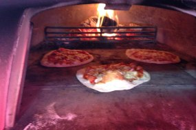 up to 110 pizzas an hour