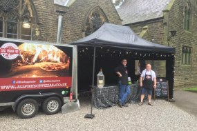 All Fired Up Pizzas - Wedding in Todmorden