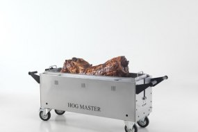 The Hogmaster Oven cooks the Hog to perfection