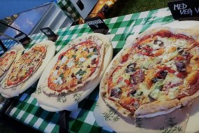 Oregano Kitchen - Pizza Alfresco