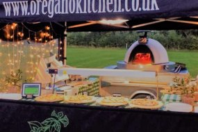 Wedding catering - mobile wood fired pizza