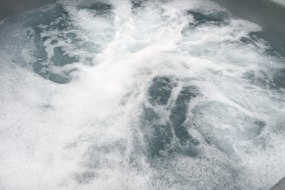 Hot tub hire powerful water jets