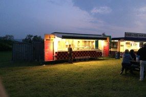 Mobile catering outlet
