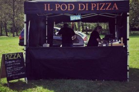 Wood Fired Pizza Catering