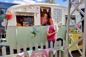 Doris - The Vintage Cafe Caravan