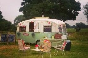 Vintage Doris - The Cafe Caravan