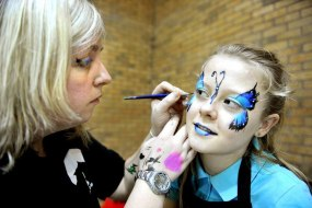 Beccy The Facepainter