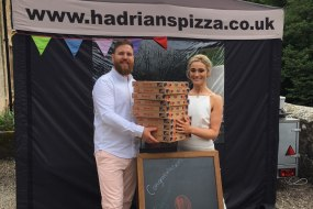 Wedding Pizza to go :)