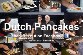 Dutch Pancakes Proffertjes