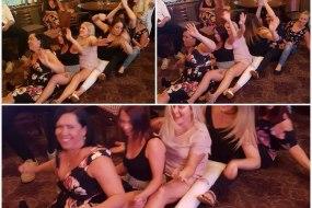Crazy Girls Boat Dance