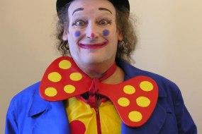 Rhubarb the Clown