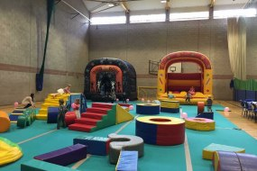 Disco Dome, Party Castle, Softplay