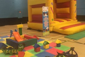 Party castle & softplay