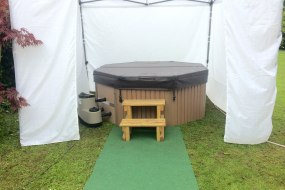 Hot Tub & Disco Dome Hire Monmouthshire