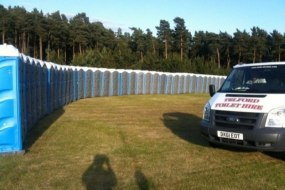 Telford Toilet Hire