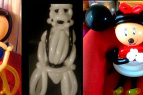 Balloon Dogs - Balloon Sculptures and Balloon Decoration