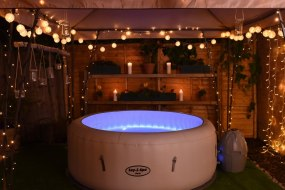 Hot Tub Hire Northamptonshire
