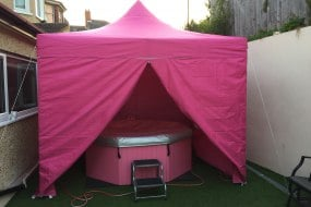 Bubble'n'Bounce Hot Tub Hire Wales