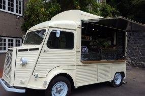 Toot Sweets Van