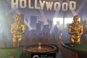 Hollywood Theme Night
