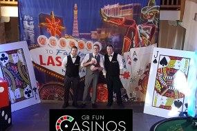 Las Vegas Theme Night