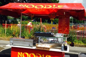 Oriental noodle bar for hire