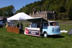 festival wedding, wood fired functions, vw camper van