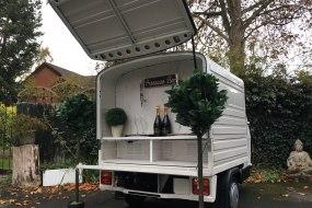 Prosecco mobile van