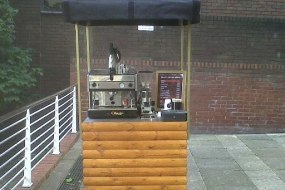 Mahogany Run Coffee Cart