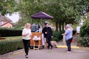 Mahogany Run Coffee Cart