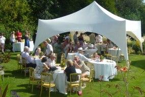 20 x 20 Capri Marquee Garden Party