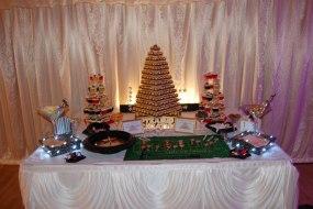 Vegas Themed Ferrero Rocher Pyramid
