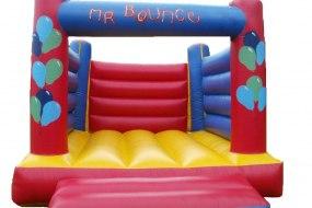 Mr Bounce - Bouncy Castle Hire