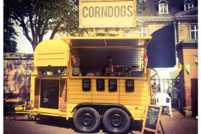 Converter Corn Dog horse box by FRANK
