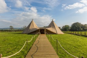 White Bison Tipi Hire