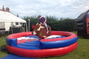 Love 2 Bounce Rodeo Bull Hire