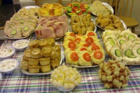 Value for money buffets and catering