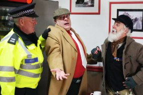 Only fools and horses show,  for corporate, clubs, weddings, parties etc