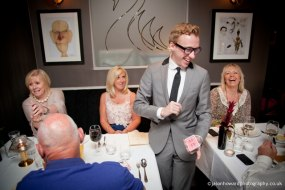 Specialist Wedding Magician - Stephen Williams