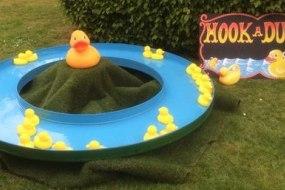 Its Fete Hook-a-Duck